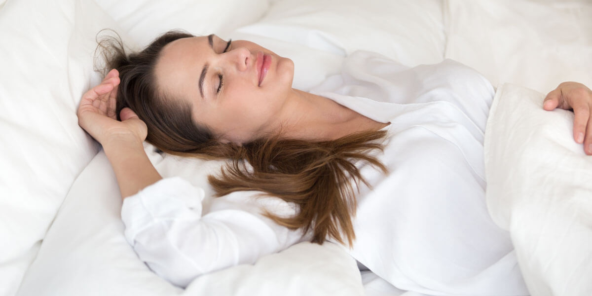 How to Train Yourself to Sleep on Your Back - UPRIGHT Posture Training Device